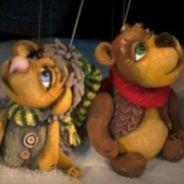 Как Ежик и Медвежонок Новый год встречали