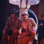 """Мюзикл """"Вождь краснокожих"""" (""""Похищение Джонни Д"""") Театр юного актера"""