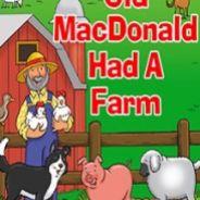 """Английский для малышей """"Old McDonald had a Farm"""""""