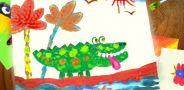Как кричит крокодил?