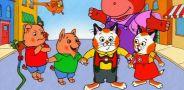 Невероятные расследования котенка Хакли