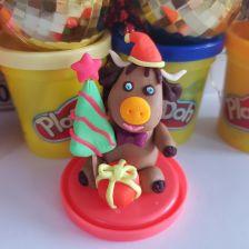Алина Исмайлова в конкурсе «Разбуди фантазию с Play-Doh!»