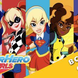 DC девчонки-супергерои