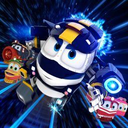 «Роботы-поезда»: угадайте героев по картинкам!
