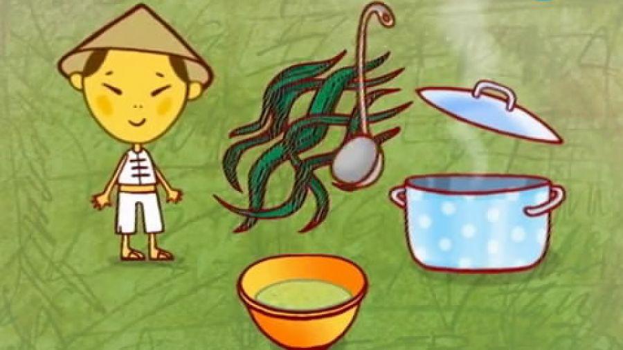 Выпуск 287 «Разновидности супов». Видео 2