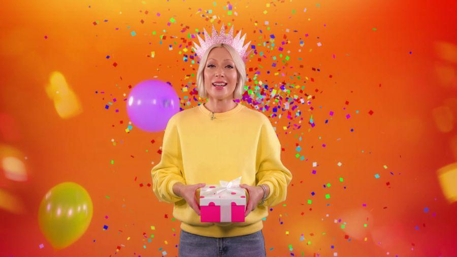Ведущие телеканала поздравляют «Карусель» с Днём рождения