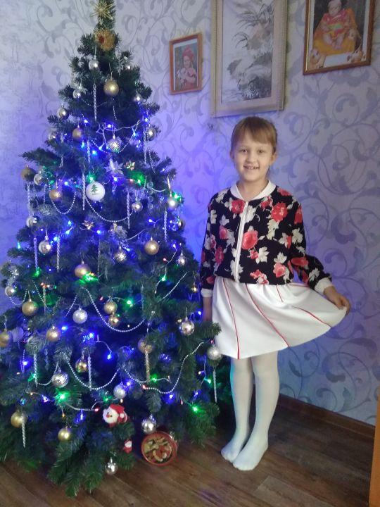 Анастасия Алексеевна Бродюкова