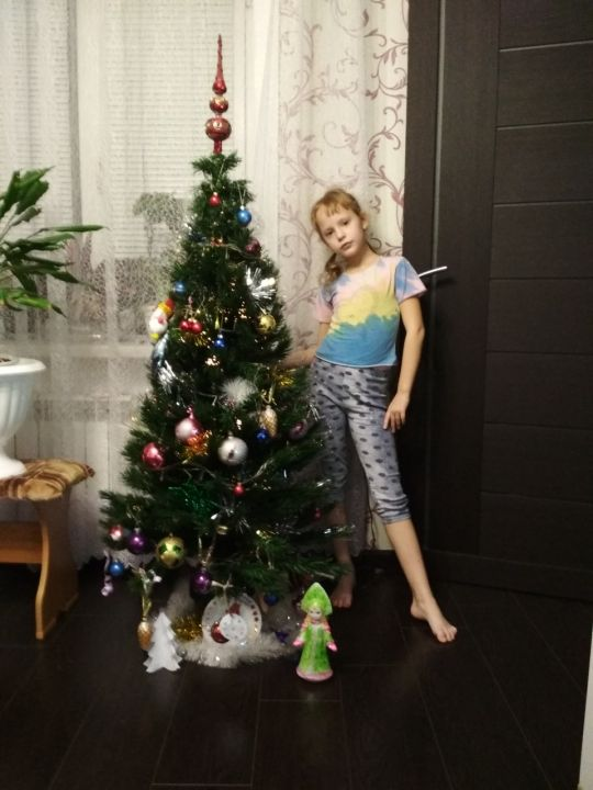 Арина Валерьевна Сафонова