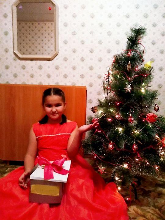 Эльмира Ришатовна Халиуллина