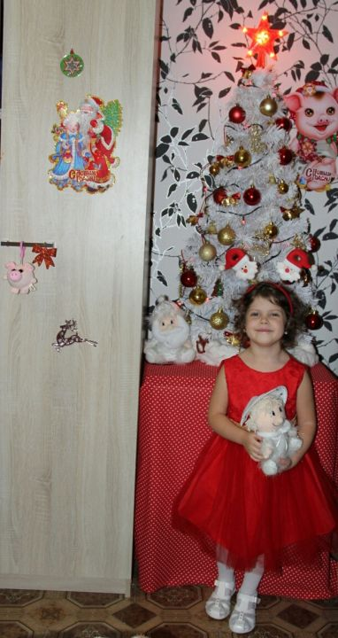 Полина Андреевна Бочкарева