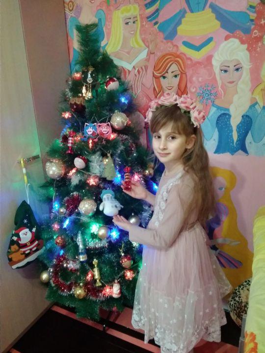 Ева Олеговна Береговая