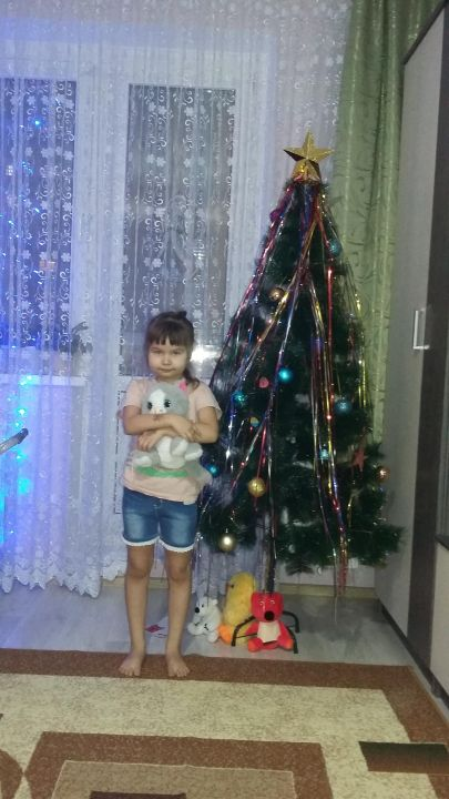 Карина Викторовна Легощина