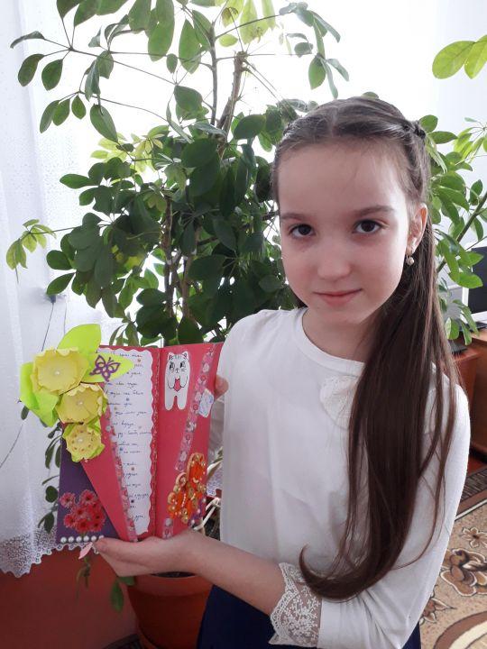 Милена Николаевна Лузянина