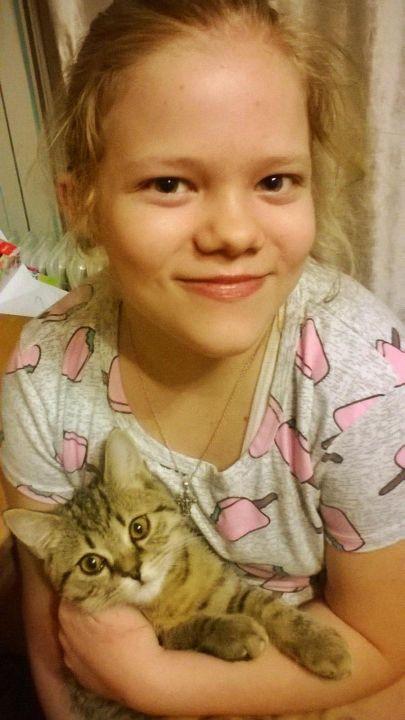 Лукина Полина Евгеньевна