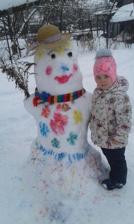 Магагина Настя