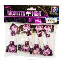 Amscan Язык-гудок Monster High 8 шт