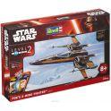 Revell Сборная модель Звездные войны Истребитель По 06692
