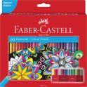 Faber-Castell Набор цветных карандашей Замок 60 цветов 111260