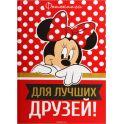 Disney Фотокнига для лучших друзей с анкетой Минни
