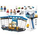 Playmobil Игровой набор Аэропорт с диспетчерской вышкой