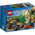 LEGO City Jungle Explorer Конструктор Багги для поездок по джунглям 60156