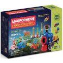 Magformers Конструктор Super Steam Set