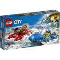 LEGO City Police Конструктор Погоня по горной реке 60176