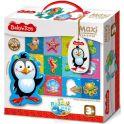 Baby Toys Пазл длямалышей Maxi Водный мир