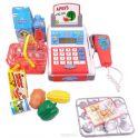 ABtoys Игровой набор Касса Помогаю Маме 40 предметов 106977