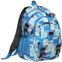 Рюкзак детский Клетка цвет голубой 1675388