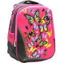 Рюкзак детский Бабочки цвет розовый 2820263
