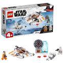 LEGO Star Wars 75268 Конструктор ЛЕГО Звездные войны Снежный спидер