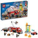 LEGO City 60282 Конструктор ЛЕГО Город Команда пожарных