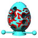 "Smart Egg SE-87013 Головоломка ""Зигзаг"""