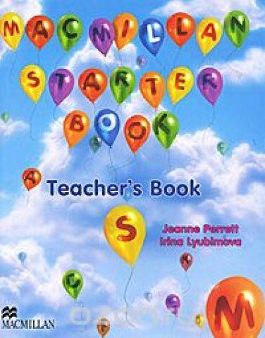 Macmillan Starter Book: Teacher's Book / Английский язык. Начальный курс для младших школьников. Книга для учителя