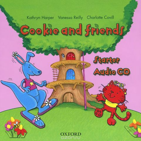 Cookie and Friends Starter (аудиокурс CD)