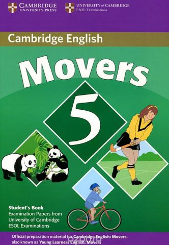 Cambridge English Movers 5: Student's Book