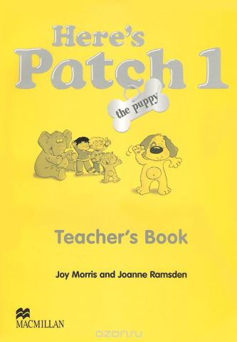 Here's Patch the Puppy: Level 1: Teacher's Book