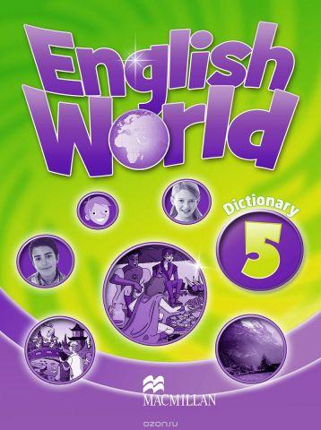 English World 5: Dictionary