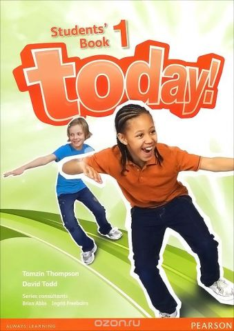 Today! Students' Book 1