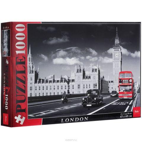Лондон. Пазл, 1000 элементов. 1000ПЗ2_08403