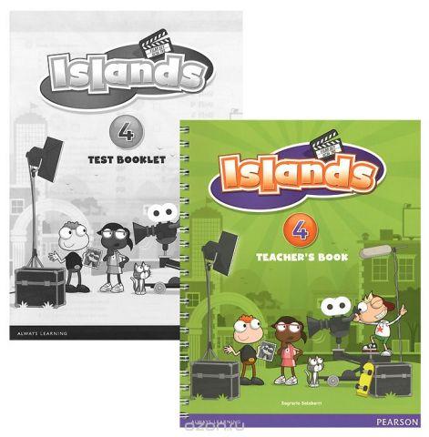 Islands: Level 4: Teacher's Book: Access Code (+ Booklet)