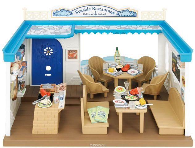 Sylvanian Families Игровой набор Морской ресторан