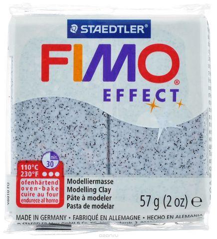 """Полимерная глина Fimo """"Effect Granite"""", цвет: гранит, 56 г"""