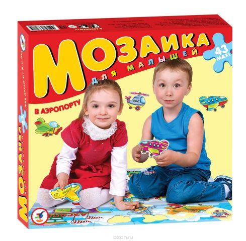 Дрофа-Медиа Пазл для малышей В аэропорту