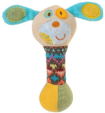BabyOno Игрушка-пищалка Маленькая собачка
