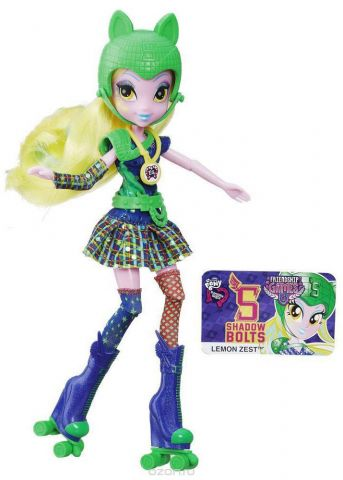 My Little Pony Equestria Girls Кукла Lemon Zest