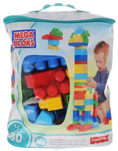 Mega Bloks First Builders Конструктор DCH63