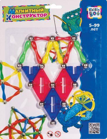 Kribly Boo Магнитный конструктор Пирамида
