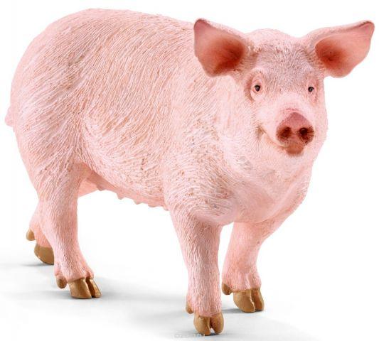 Schleich Фигурка Свинья